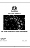 East Africa Community COVID-19 Reponse Plan